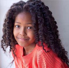 NATURAL KIDS. Natural hair styles for kids.
