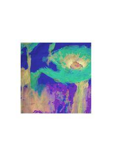 Mens Silk Pocket Square - Starry Night by VIDA VIDA mzgqa