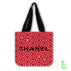 Sell Chanel hexagon red surface Tote Bags cheap and best quality. *100% money back guarantee