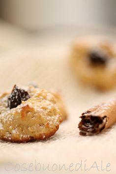 CosebuonediAle: dolcetti (light) alle mele e cannella
