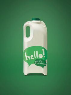 hello bottle