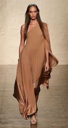 Donna Karan Spring 2014 RTW - Review - Fashion Week - Runway, Fashion Shows and Collections - Vogue