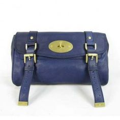 Fashion Mulberry MC-58 Blue Soft Spongy Leather Bags Sale : Mulberry Outlet £168.36