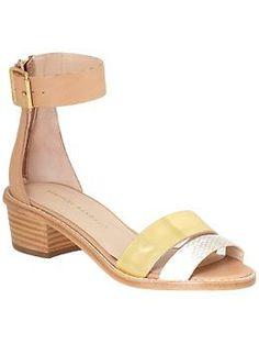 Loeffler Randall Henry | juuuuust ordered these!