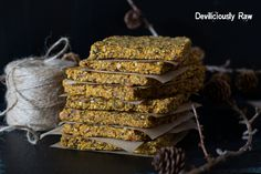 Raw Seed Flatbread