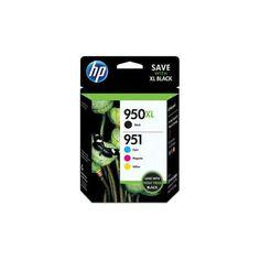 HP 950XL/951XL-Drucker, Schwarz und Standard C/M/Y 4 Tintenpatronen Color St�ck