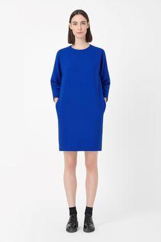 COS | Curved seam dress