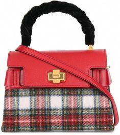 28571695c498 Miu Miu small tartan Click bag  MiuMiu  miumiuhandbags Miu Miu Handbags