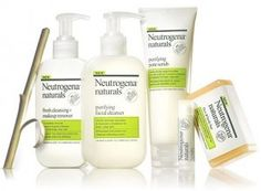 Natural skin care produces great results without all the chemicals. Neutrogena Naturals is not only chemical and paraben free, it's also affordable! What kind of face wash do you use? Beauty Bar, Diy Beauty, Beauty Hacks, Beauty Tips, Beauty Stuff, Beauty Ideas, Beauty Secrets, Beauty Skin, Best Face Wash