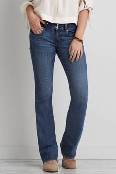 Artist Jean  by AEO   Undeniably sexy. Effortlessly versatile. Now in a new