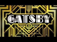 Leonardo DiCaprio, Tobey Maguire, and Carey Mulligan star in Baz Luhrmann's adaptation of the F. Scott Fitzgerald classic novel, The Great Gatsby. Jay Gatsby, Gatsby Theme, Gatsby Style, Gatsby Wedding, Gatsby Book, Gatsby Man, 1920s Style, Wedding Music, Great Gatsby Soundtrack