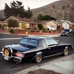 Buick Regal Low Rider