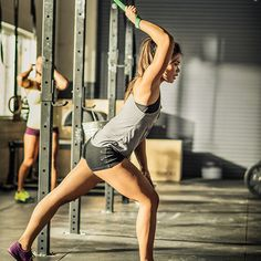 The 8 Minute, Fat-Blasting CrossFit Workout