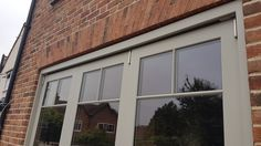 Property in Reading with sash windows, casement windows, Bi-fold doors all supplied by Timber Windows Direct.