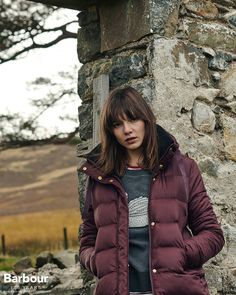 From playful swan embroidery to traditional cable-knit patterns, the AW19 Modern Country collection offers a varied range of detailing and texture to experiment with. #Barbour125Years