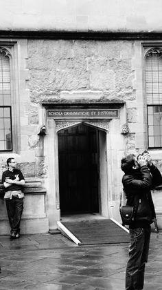 Oxford - UK. Jan/2014 por Yamana Diniz ♥