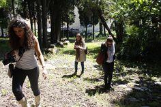 visita al parco archeologico di fratte