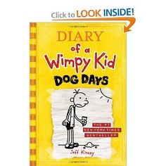 The Dairy of a Wimpy Kid the series.  (hilarious to read to kids, even Kndr)