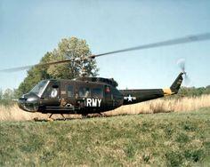 Helicóptero Huey1 - UH-1 Iroquois.