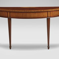 Newman Demilune Sofa Table