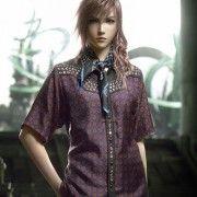 Prada + Square Enix + Final Fantasy XIII-2 !