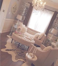 Woman cave room