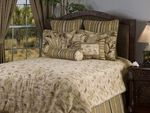 Tommy Bahama Tropical Bedding - Island Song Coffee