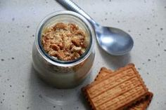Crema de galletas con thermomix receta