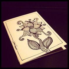 Diy Notebook, Notebook Covers, Doodle Drawings, Doodle Art, Zentangle Patterns, Zentangles, Drawing Now, Pen Doodles, Doodle Designs