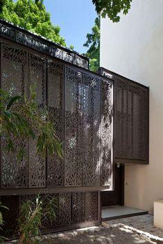 Maison Escalier par Moussafir Architectes Associés