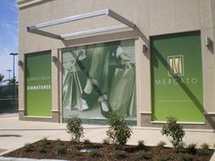 MallPaper - Retail Banners & Construction Backdrops