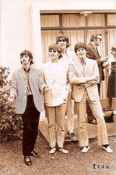 Meet the Beatles for Real 1966