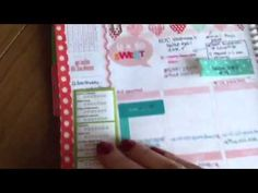 Video: How I use my Erin Condren Life Planner Want $10 off your first order? Use my referral link! https://www.erincondren.com/referral/invite/carolbancroft1026