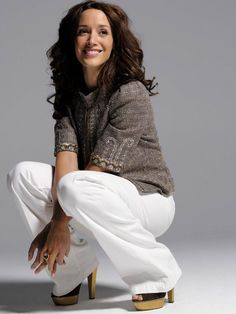 Jennifer Beals. Hands down one of the most beautiful women I've ever laid my eyes on.