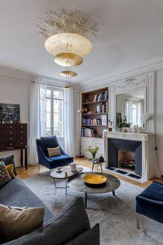 Appartement du VIème arrondissement par Véronique Cotrel