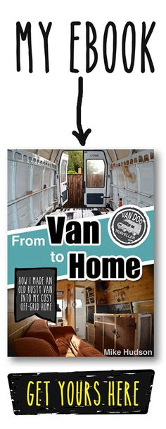 ebook on how to convert a van