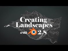 Wayward Art Company writes: Here are a few tips on creating landscapes with Nodes in Blender Enjoy! Blender 3d, Digital Art Tutorial, 3d Tutorial, Create Animation, 3d Animation, 3d Modellierung, Ninja Professional Blender, Modeling Tips, Maya Modeling