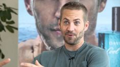 Paul Walker Interview at Davidoff Cool Water Event in Malibu. My favorite interview. Some of the best facial expressions.