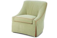 Wesley Hall 782 SKIRTED CHAIR