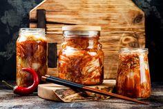 Paras ruokavalio aivoille: tästä on kyse F-ruokavaliossa Kimchi, Sauerkraut, Omega 3, Chili, Mason Jars, Salads, Food, Wellness, Lifestyle