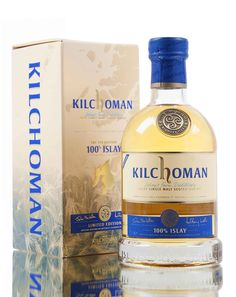This is the 5th, 100% Islay release from Kilchoman distillery, produced from barley grown, malted, distilled, matured and bottled at the distillery. The whisky has been aged for over five years in a combination of fresh and refill bourbon barrels, bottled at 50% vol.