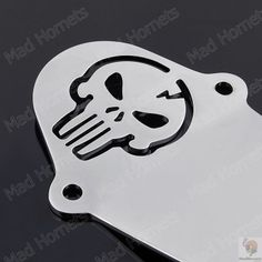 ... Hornets - Drive Shaft Cover SKULL Yamaha ... | Motorcycle Parts