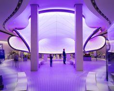 Galería de Echa un vistazo a la nueva galería del Museo de Ciencia de Londres, diseñada por Zaha Hadid Architects - 7