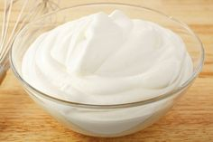 Our Whipped Topping may be dairy free, but youd never guess it. It's perfect on top of Pumpkin Pie on Thanksgiving!