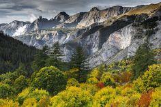 Mercantour - Autumn season by Fabien Dal Vecchio - Photo 16460817 / 500px