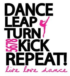 Here is a collection of great dance quotes and sayings. Many of them are motivational and express gratitude for the wonderful gift of dance. Dance Team Shirts, Fan Shirts, Dance Leaps, Dancer Quotes, Ballet Quotes, Waltz Dance, Dance Rooms, Dance Camp, Dance Gifts