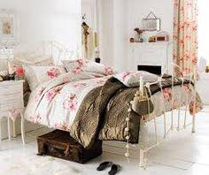 vintage rustic bedroom - Google Search