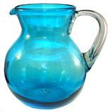 Beautiful pitcher to serve the Sangria out of #bambeco