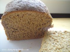 Caraway Rye Bread: Bread Machine to Oven Recipe. This was light, moist and full of rye flavor.