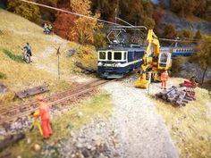 Model Truck Kits, Dremel, Model Trains, Landscape, Sewing, Outdoor, Mockup, Dioramas, Autos
